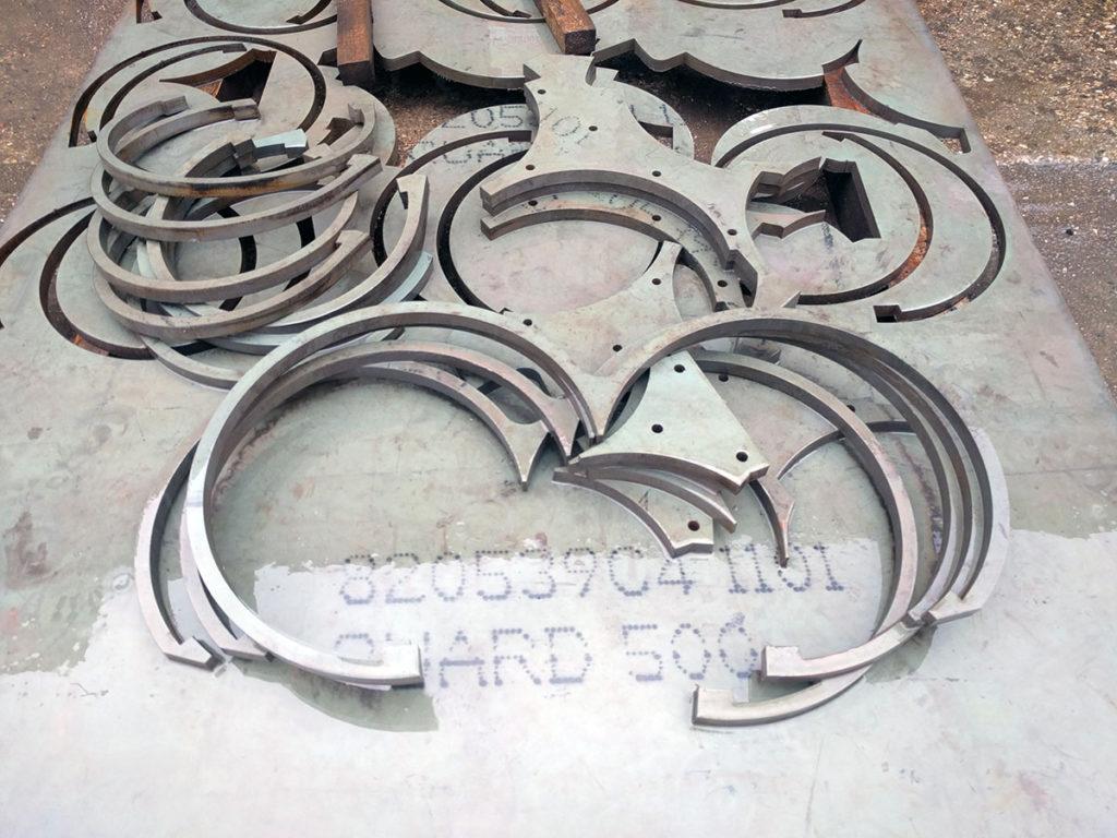 Детали центрифуги Quard 500